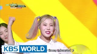 MOMOLAND - Wonderful Love (EDM Ver.)   모모랜드 - 어마어마해 [Music Bank / 2017.06.09]