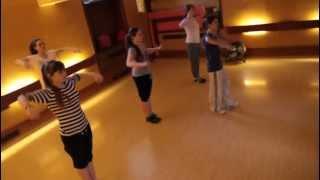Клубные танцы - Групповое занятие