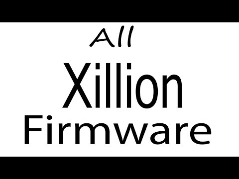 Download Xillion All Models Stock Rom Flash File & Tools (Firmware) Xillion Android Device