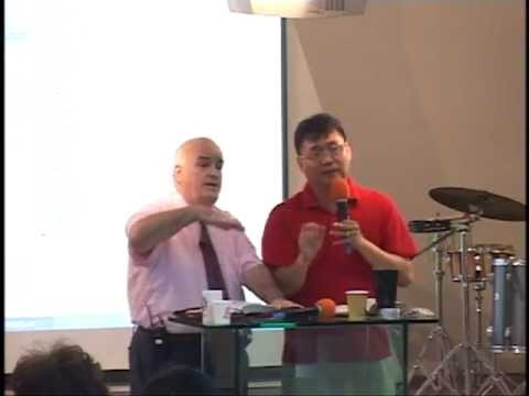 Eurasia Missions Special revivals meetings pt1
