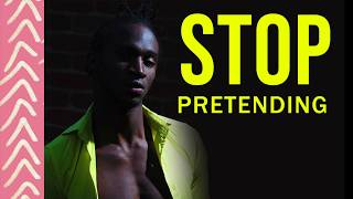 SK Simeon - Stop Pretending (Prod Motley)