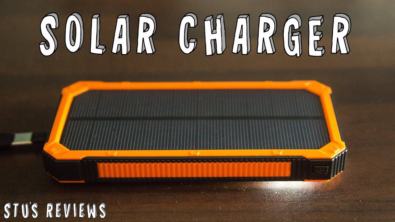 Solar Power Battery Bank Review Youtube