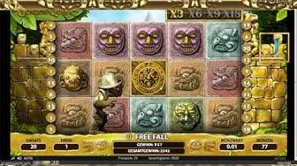 #Tag20 - Gonzo's Quest - Freispiele während Freispielen - Online Casino
