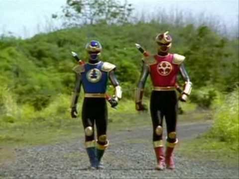 Thunder Rangers (Seek and Destroy)