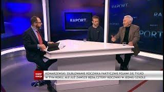 Raport - prof. Krzysztof Konarzewski, Kryspin, uczeń gimnazjum - 14.02.2019