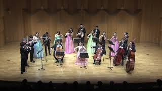 Symphonic poem 'YEOMILLAK' by Shinuh Lee  이신우 '여민락교향시'