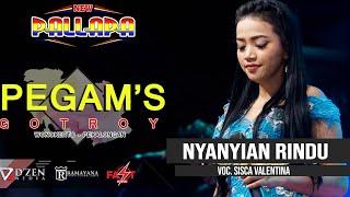 Download Mp3 Nyanyian Rindu - New Pallapa Live Pegams 2019 - Siska Valentina