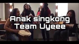 MEZT DAENG MALEWA with GENK UYE - ANAK SINGKONG cover reggaekustik
