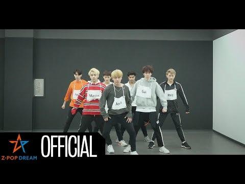 [Dance Practice] Z-BOYS 'No Limit'