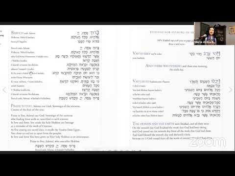 Erev Shabbat Services 01.01.2021