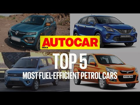 Top 5 Most Fuel-Efficient Petrol Cars In India   Feature   Autocar India