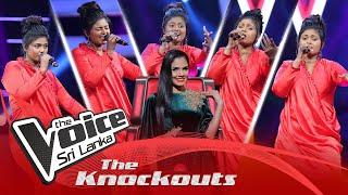 Niroda Vancuylenburg | Vissikkeruwa Sitha (විසික්කෙරුව සිත) | The Knockouts | The Voice Sri Lanka Thumbnail