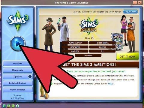 лаунчер Sims 3 скачать - фото 8
