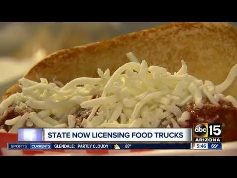 Governor passes law to help Arizona food trucks