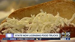 Governor passes law to help Arizona food trucks