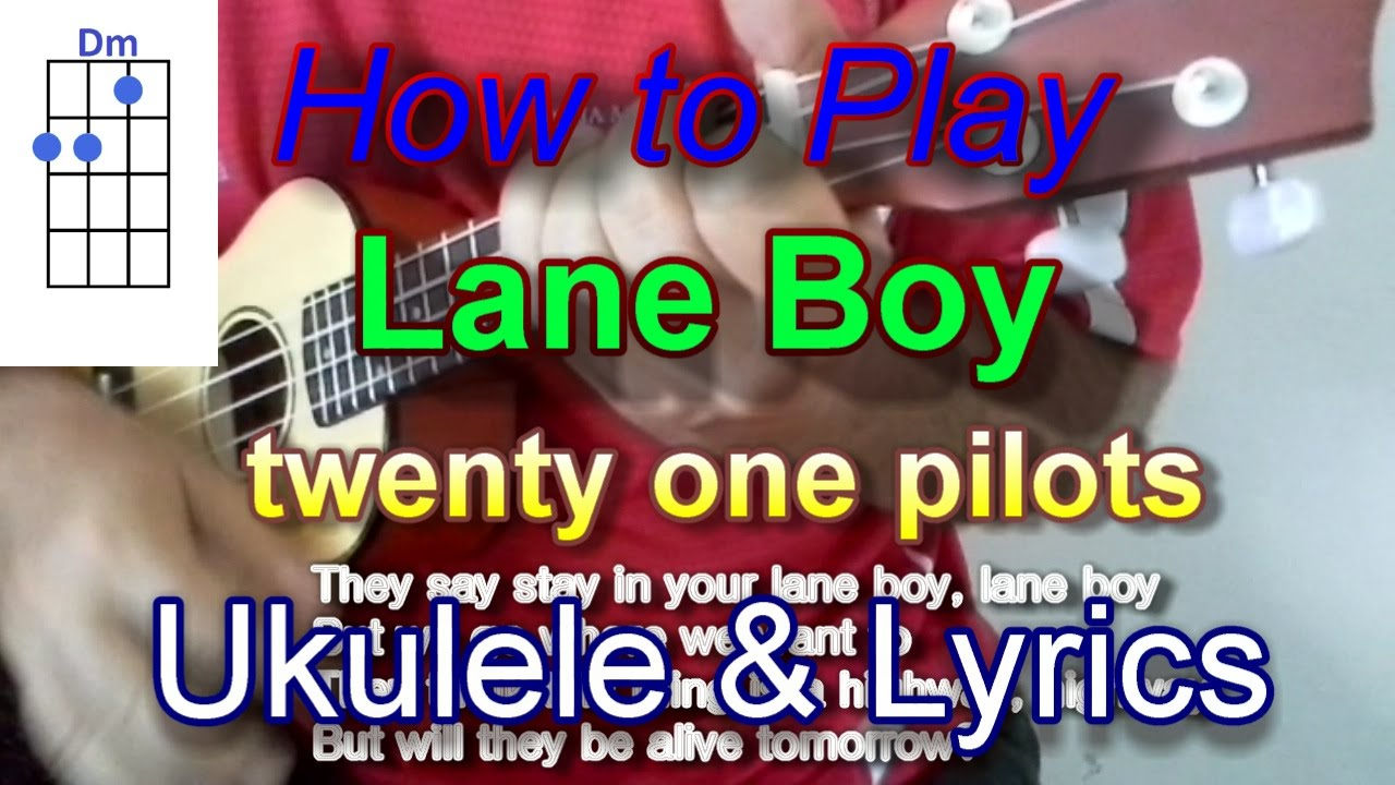 how to play twenty one pilots on guitar