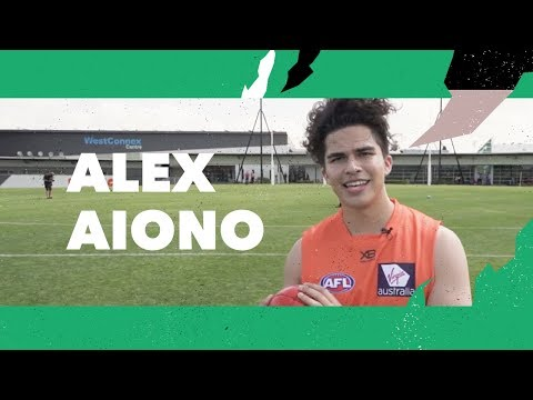 Can Alex Aiono Make It into the AFL? | Artist Adventures