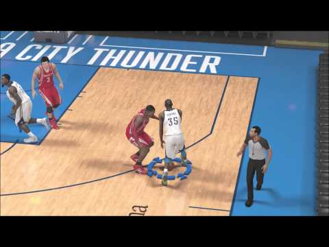 NBA 2K14 Tips How To Dunk On People(next Gen)