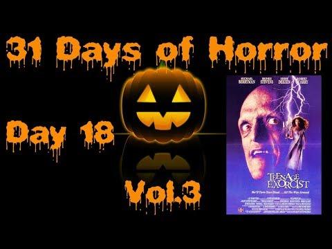 31 Days of Horror Vol.3   Day 18: Teenage Exorcist (1991)   Retromedia