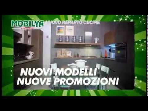 Le nuove cucine di mobilya megastore youtube for Mobilya megastore offerte