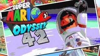 Super Mario Odyssey - Let's Play (FR) | Episode 42 : BALADE DE COSMO CHIEN !