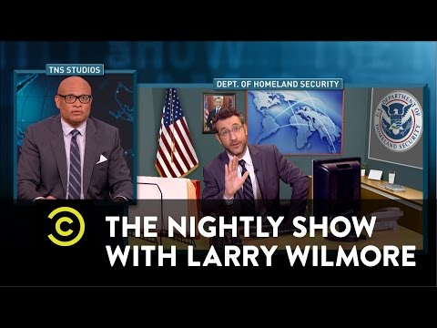 The Nightly Show - No Guns for No-Fly Listers?