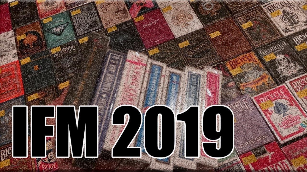 IFM 2019 TRIP / ПОЕЗДКА НА МФИ 2019 (Patrick Kun, Andrei Jikh, Henry  Harrius, Christian Schenk)