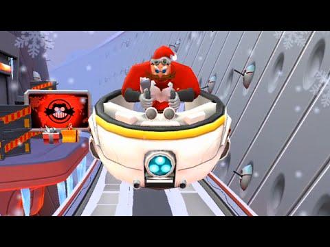 Sonic Dash 2: Sonic Boom  Dr. Eggman Boss Fight Event case