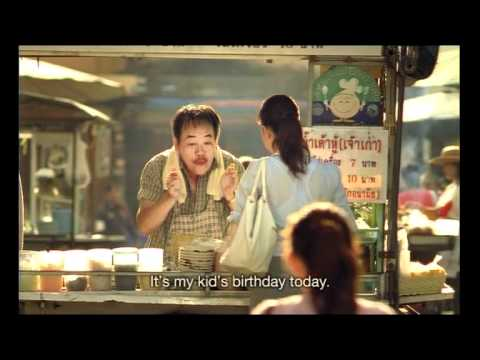 Silence of love (Official English Subtitle) TVC Thai Life In
