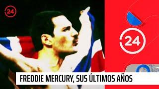 Así vivió Freddie Mercury sus últimos años