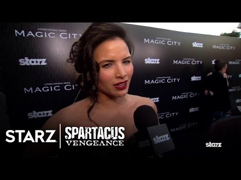 Spartacus: Vengeance | The Cast Discuss The Season Finale | STARZ
