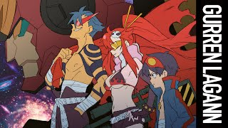 Gurren Lagann *UK Exclusive* Trailer