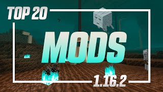 Top 20 Mods Para Minecraft 1.16.2
