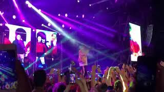 Daddy Yankee- Azukita LIVE ROME 2018