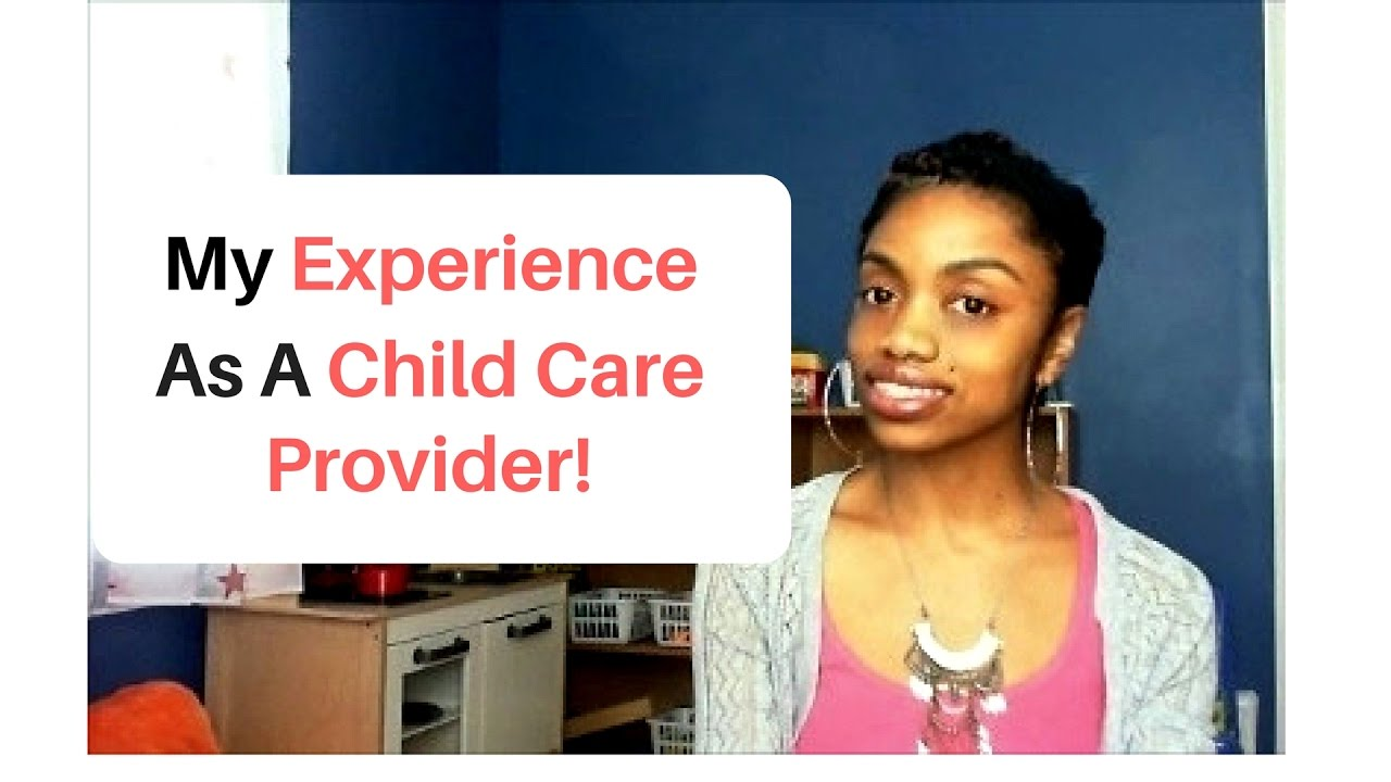 My Journey As A CHILD CARE PROVIDER! (Home Business ...