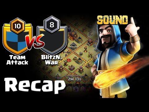 TRIAL MLCW :: Team Attack™✅ X BlitzN. War :: CLASH OF CLANS