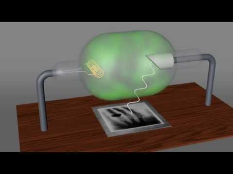 Röntgenstrahlung Entdeckung