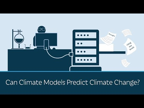 Can Climate Models Predict Climate Change?