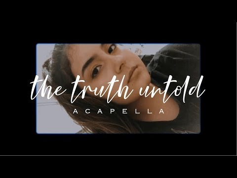 The Truth Untold - BTS (방탄소년단) (Feat. Steve Aoki) | Cover Acapella