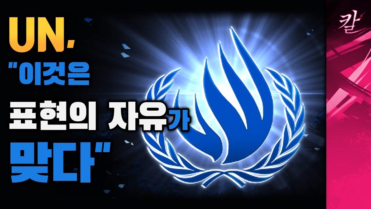 """UN, """"대북전단은 표현의 자유다"""""""