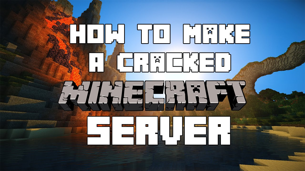 How To Make A Cracked Minecraft Server Hamachi Craftbukkit - Minecraft cracked online server erstellen