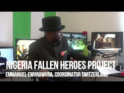 Nigeria Fallen Heroes Project 2017 by TELL Nigerians