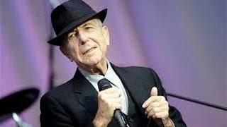 Leonard Cohen By The Rivers Dark subtitulada al español