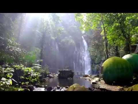 Tinago falls Iligan City Philippines