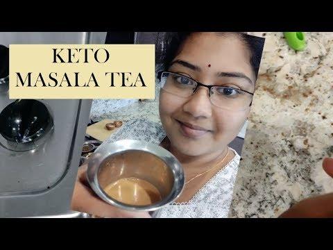 Keto Masala Tea | Indian Keto Tea | Keto Chai | Bulletproof Chai