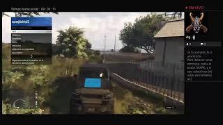Transmisión de PS4 en directo de naranjitoFrio23