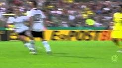 DFB Pokal 1. Runde Sandhausen 0:3 BVB [720p]