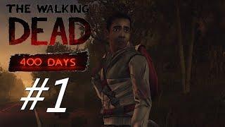 The Walking Dead: 400 Days Part 1