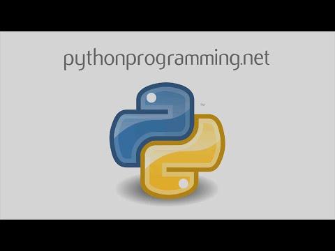 Flask Tutorial Web Development with Python 2 - Basic site setup