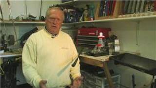 Golf Tips : How to Replace Grips on a Golf Club